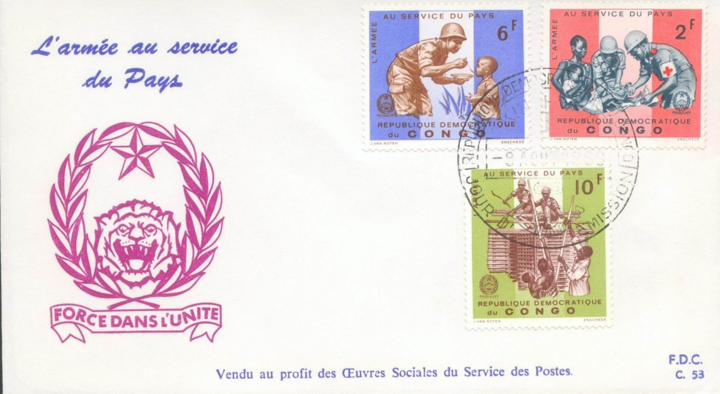 FDC C53