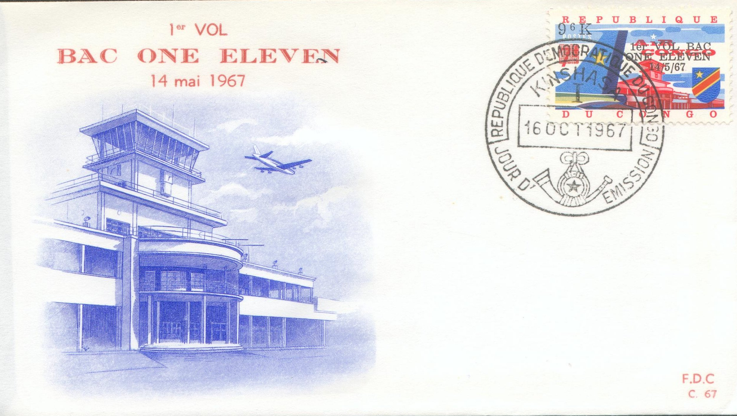 FDC C67
