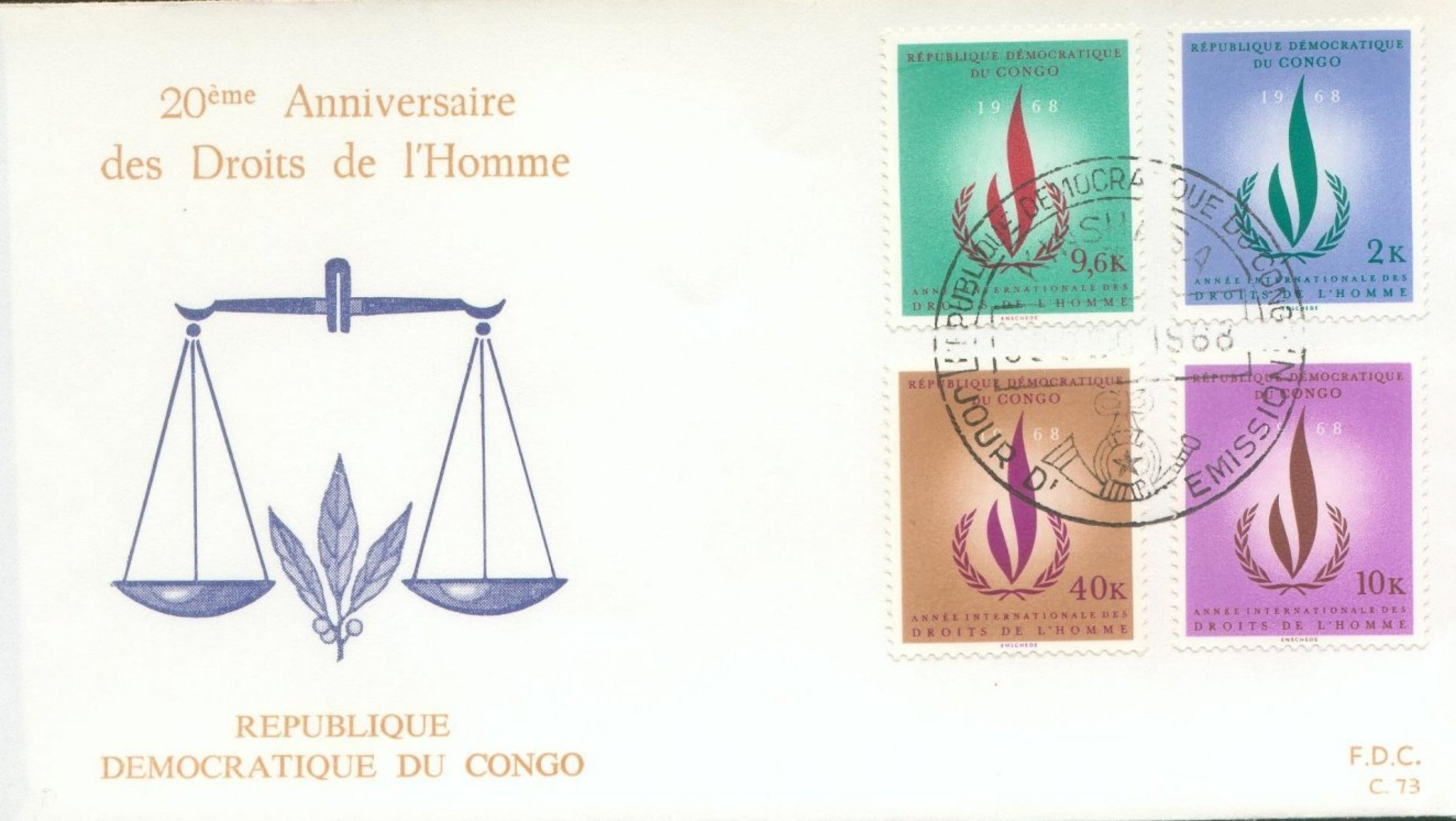 FDC C73