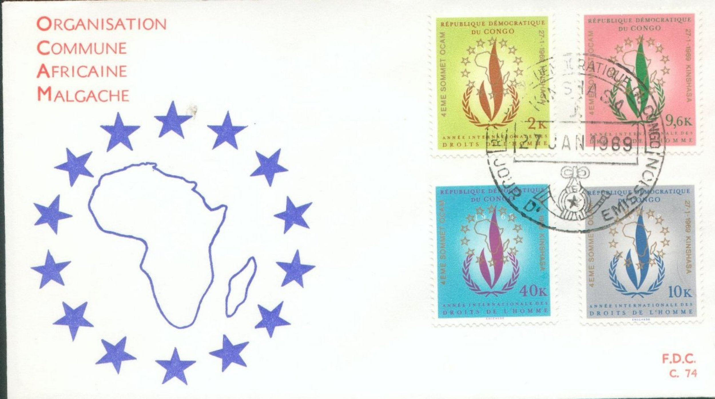 FDC C74