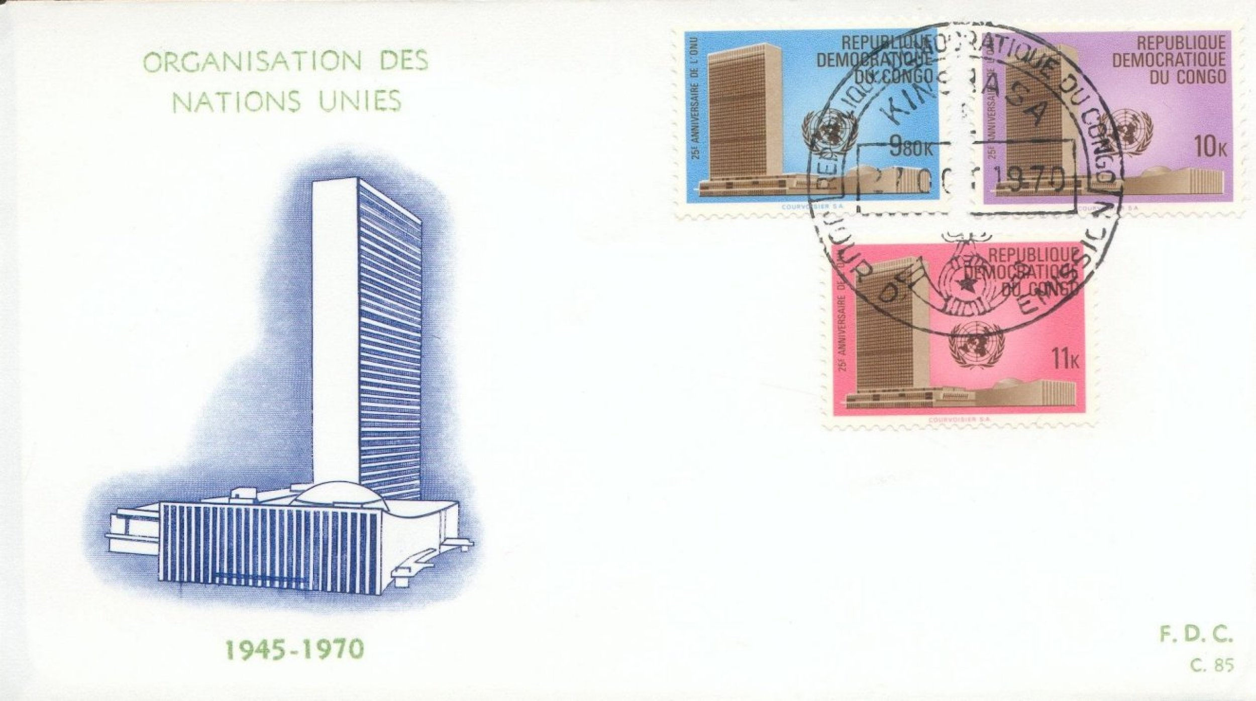 FDC C85